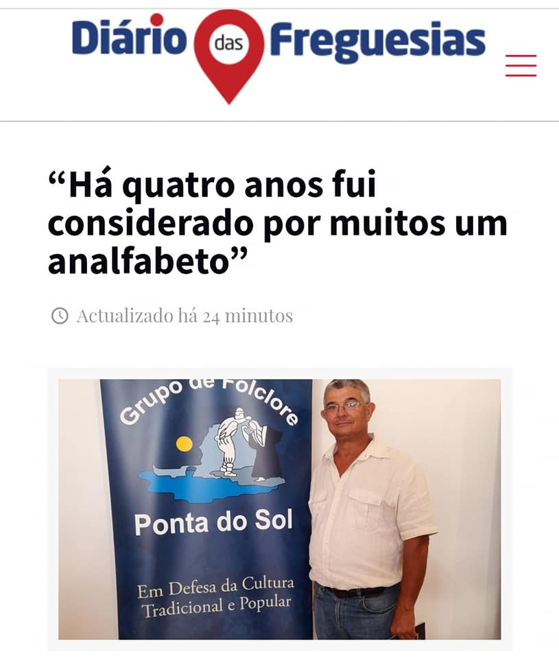 Tomada de posse dos eleitos da Assembleia de Freguesia da Ponta do Sol para o mandato 2021/2025