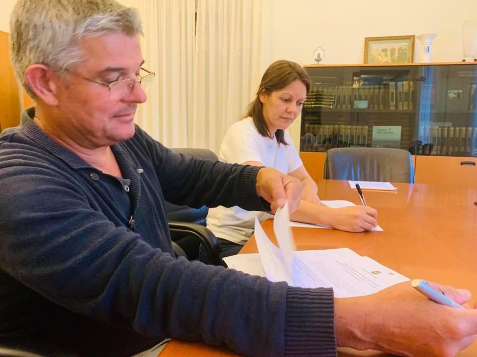 Celebrado acordo interadministrativo com a Câmara Municipal da Ponta do Sol