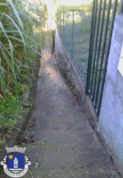 Limpezas de vereda   Adegas - Sítio do Lombo de São João