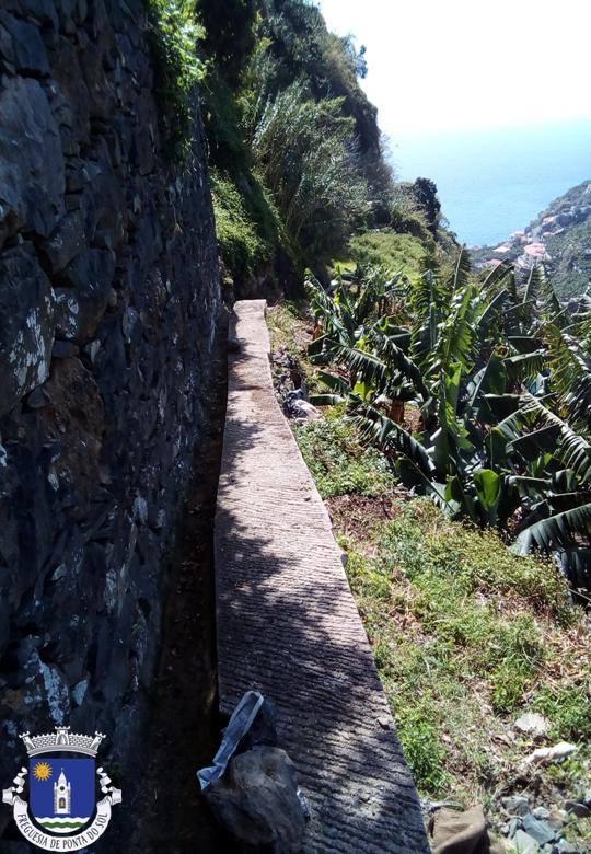Limpeza de vereda | Pico do Melro a Banda da Rocha – Vila