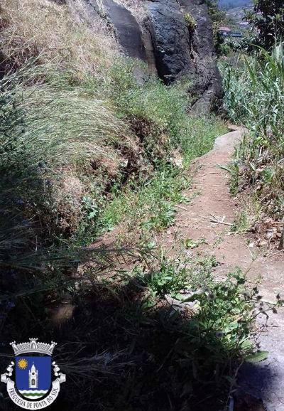 Limpeza de veredas e levadas | Sítio do Lombo de São João e Fregueses Novos