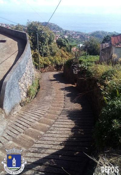 Limpezas de veredas e levadas | Caminho Castanheiro e Achada