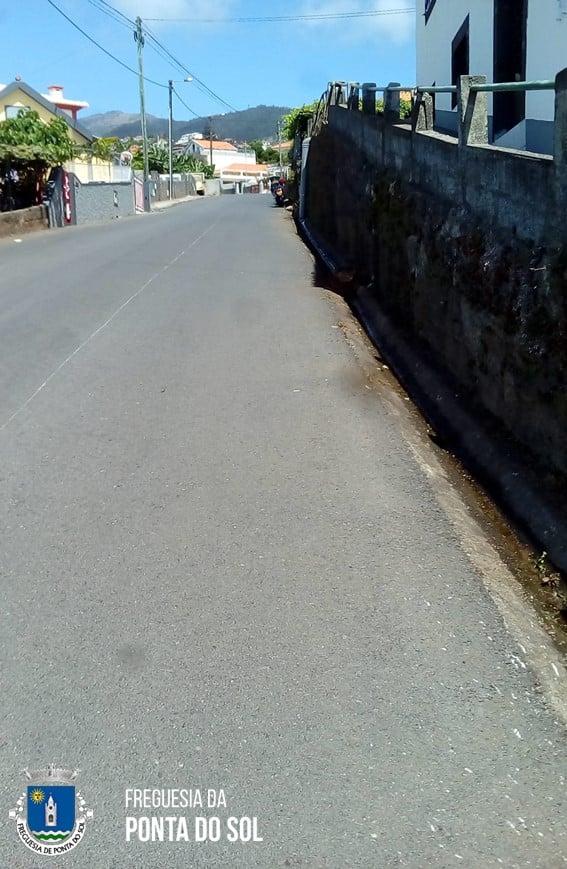 Limpeza da nossa freguesia | sítio de São Caetano
