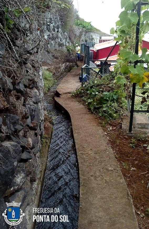 No sítio da Lombada por uma freguesia mais acessível, cuidada e segura!