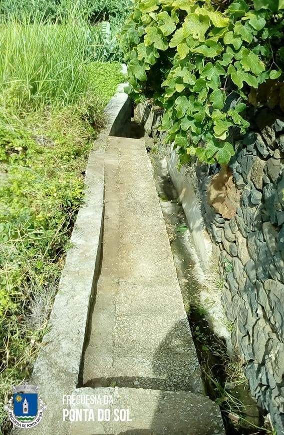 Mondas e limpezas na nossa freguesia | sítio da Lombada