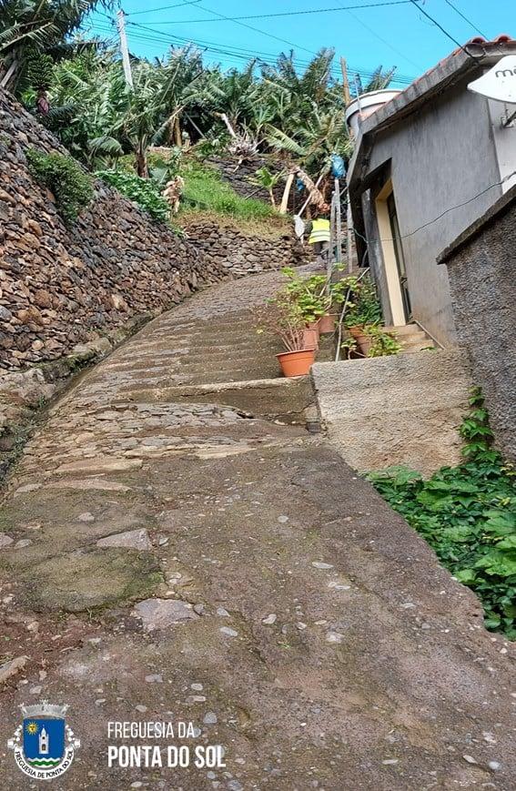 Mondas e limpezas no sítio dos Fregueses Novos | Ponta do Sol