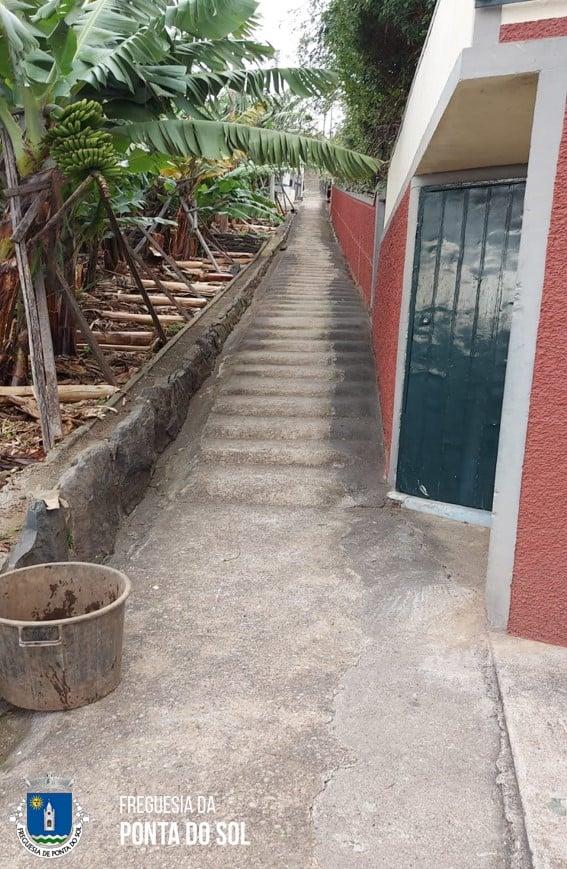 Mondas e limpezas na Lombada | Ponta do Sol
