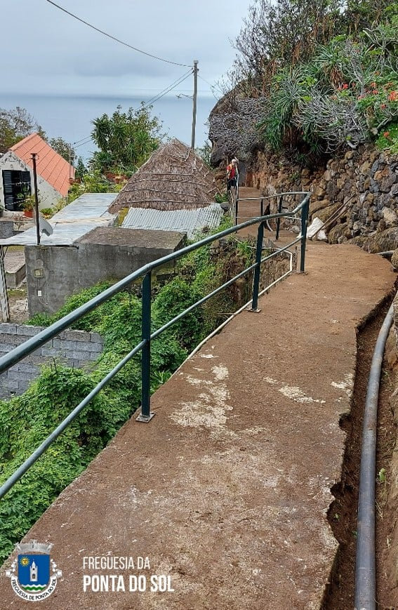 Sítio dos Poios | limpezas das veredas e levadas