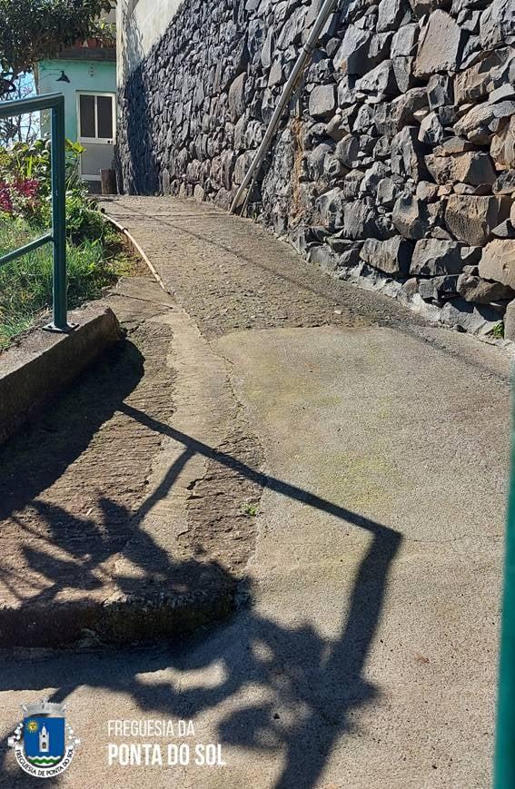 Mondas e limpezas na Lombada | Junta da Ponta do Sol
