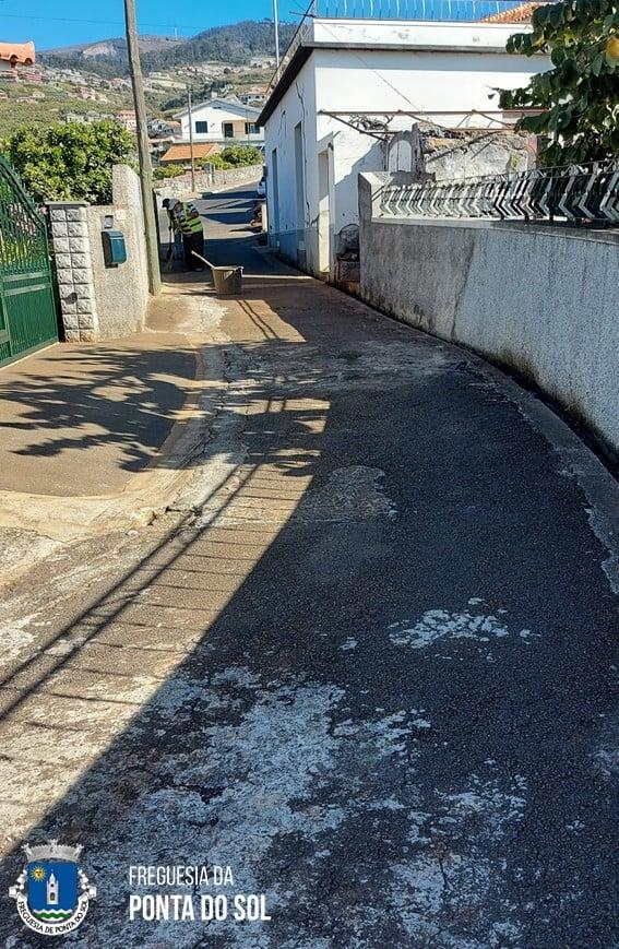 Sítio de São Caetano | mondas e limpezas