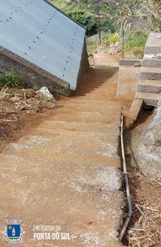 Sítio da Faia - Lombo de São João | mondas e limpezas