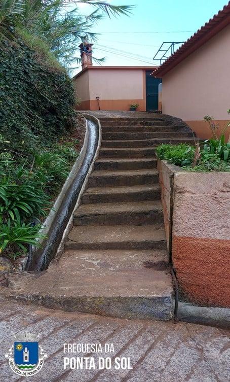 Achada e Caminho Castanheiro | mondas e limpezas