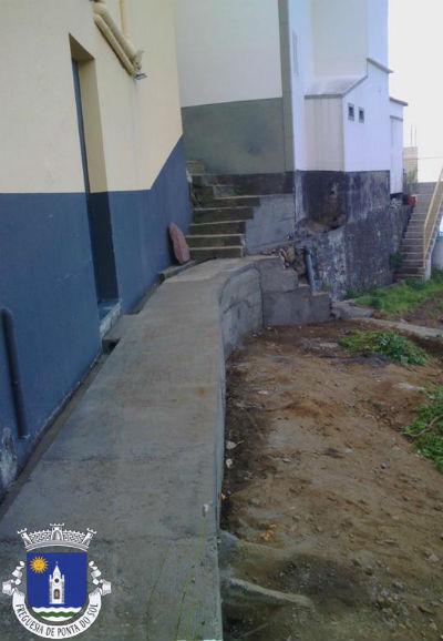 Recuperação de vereda agrícola | Pico do Melro - Lombada