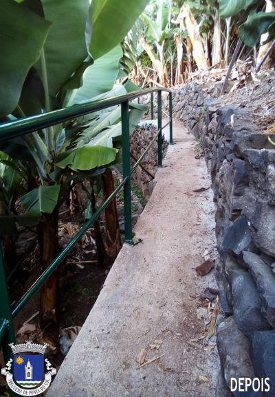 Colocação de varandas | Vereda do Lira – Lugar de Baixo