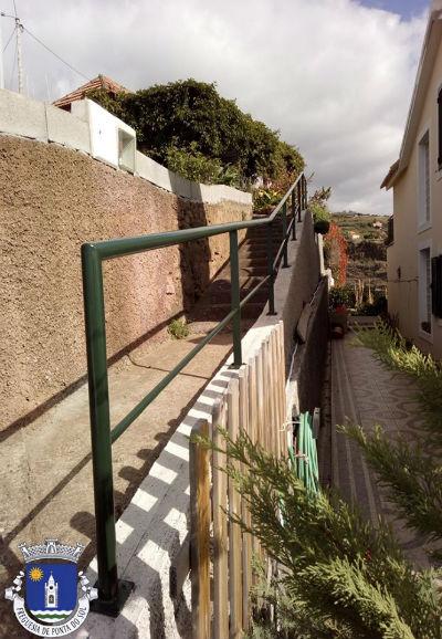 Colocação de varanda | Sítio do Pico do Anjo