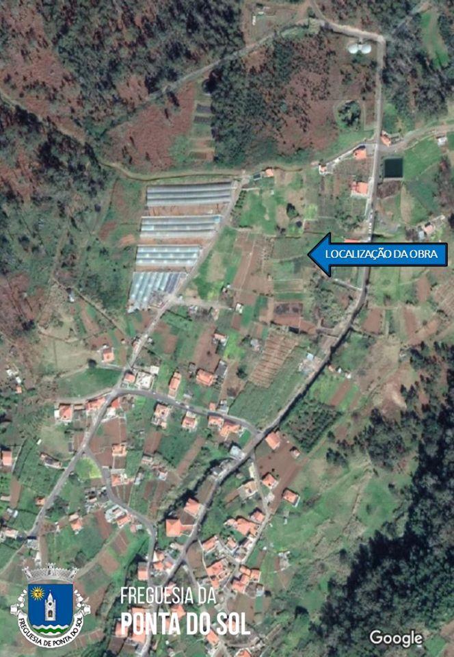 Sítio do Vale - Pomar D. João | 102 metros de levada de rega