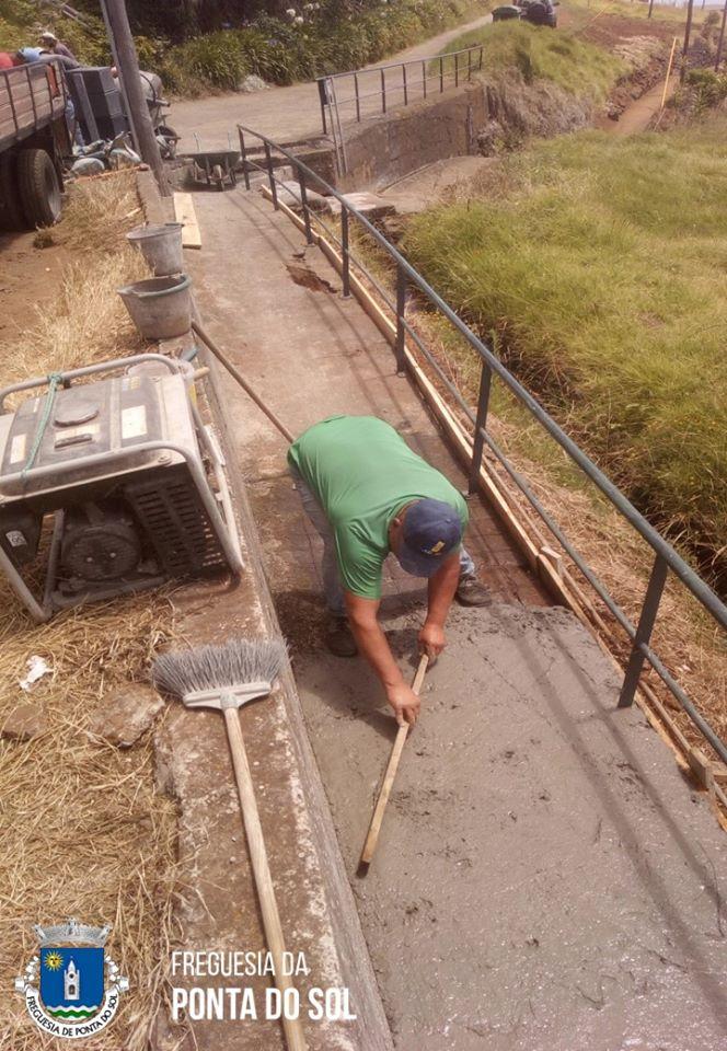 Sítio da Faia no Lombo de São João | 32 metros de vereda