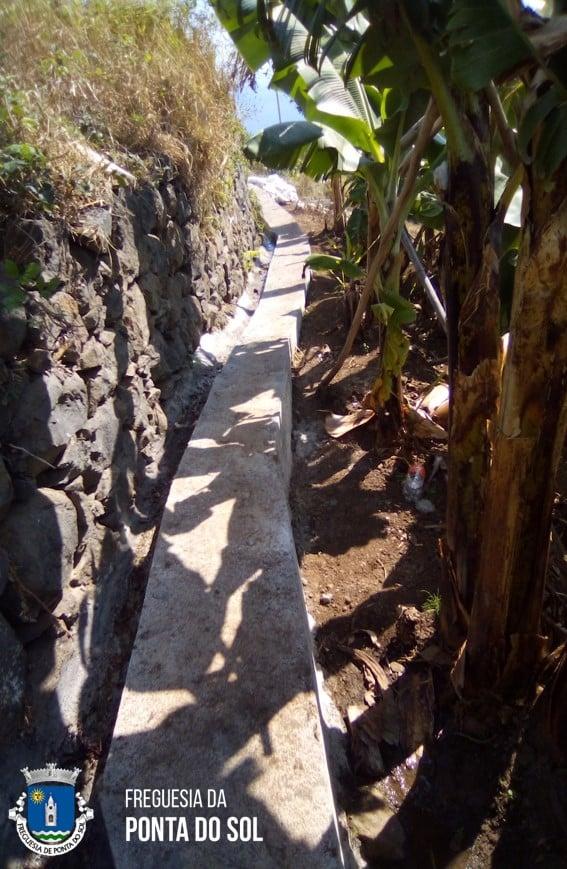 115 metros de vereda e levada | Pico do Gago, Jangão - Lombada