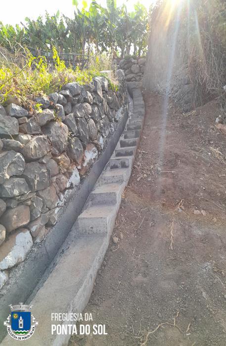Sítio do Lombinho-Monte | acessibilidade e valorização dos terrenos agrícolas