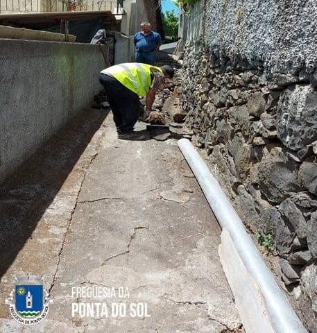 Sítio da Pereirinha - Lombada | reparação, pavimentação e acessibilidades